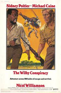 The Wilby Conspiracy - 11 x 17 Movie Poster - Style A