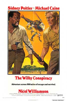 The Wilby Conspiracy - 27 x 40 Movie Poster - Style A