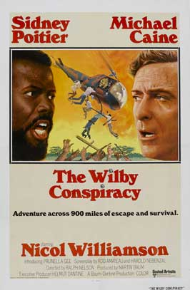 The Wilby Conspiracy - 11 x 17 Movie Poster - Style B