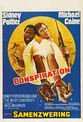 The Wilby Conspiracy - 11 x 17 Movie Poster - Belgian Style A