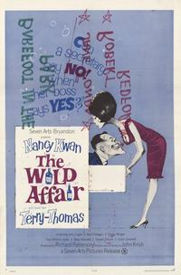 The Wild Affair - 11 x 17 Movie Poster - Style A