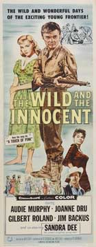 The Wild and the Innocent - 14 x 36 Movie Poster - Insert Style A