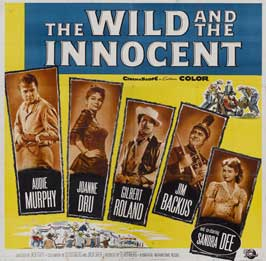 The Wild and the Innocent - 30 x 40 Movie Poster - Style A