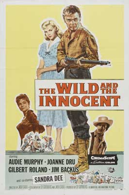 The Wild and the Innocent - 27 x 40 Movie Poster - Style A