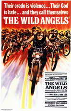 The Wild Angels - 11 x 17 Movie Poster - Style A