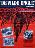 The Wild Angels - 11 x 17 Movie Poster - Danish Style A