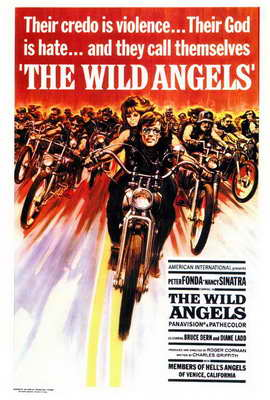 The Wild Angels - 27 x 40 Movie Poster