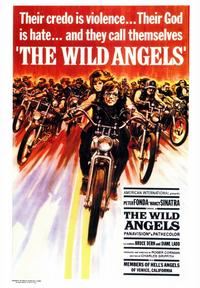 The Wild Angels - 43 x 62 Movie Poster - Bus Shelter Style A