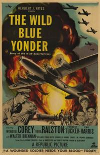 The Wild Blue Yonder - 11 x 17 Movie Poster - Style A