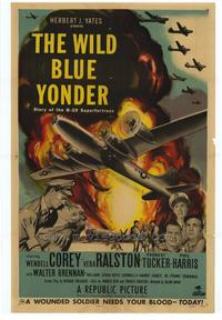 The Wild Blue Yonder - 27 x 40 Movie Poster - Style A