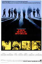 The Wild Bunch - 11 x 17 Movie Poster - Style A