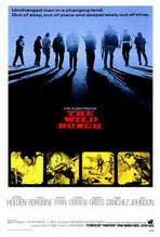 The Wild Bunch - 27 x 40 Movie Poster