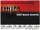 The Wild Bunch - 30 x 40 Movie Poster UK - Style A