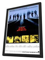 The Wild Bunch - 11 x 17 Movie Poster - Style A - in Deluxe Wood Frame