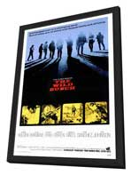 The Wild Bunch - 27 x 40 Movie Poster - Style A - in Deluxe Wood Frame