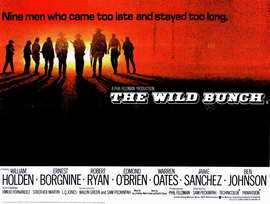 The Wild Bunch - 11 x 14 Movie Poster - Style B
