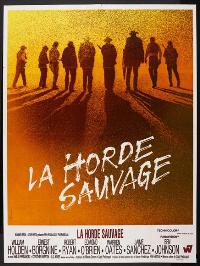 The Wild Bunch - 11 x 17 Movie Poster - French Style A