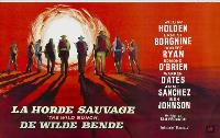 The Wild Bunch - 11 x 17 Movie Poster - Belgian Style A