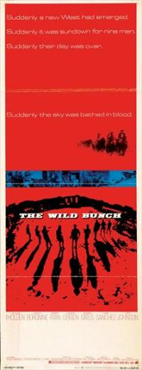 The Wild Bunch - 14 x 36 Movie Poster - Insert Style A