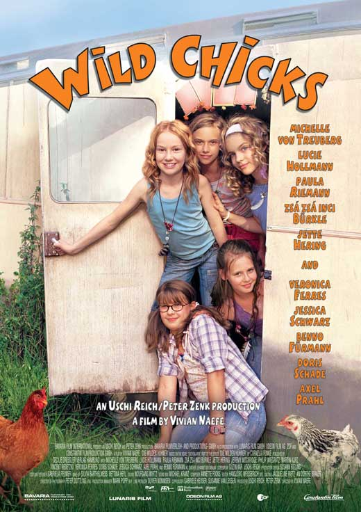 The Wild Chicks movie