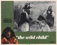 The Wild Child - 11 x 14 Movie Poster - Style B