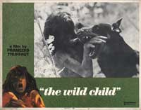 The Wild Child - 11 x 14 Movie Poster - Style D