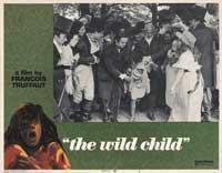 The Wild Child - 11 x 14 Movie Poster - Style E
