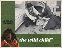 The Wild Child - 11 x 14 Movie Poster - Style F