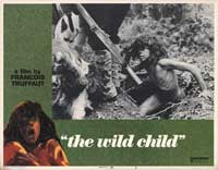 The Wild Child - 11 x 14 Movie Poster - Style H