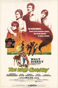 The Wild Country - 27 x 40 Movie Poster - Style A