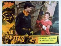 The Wild Dakotas - 11 x 14 Movie Poster - Style A