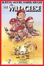 The Wild Geese - 27 x 40 Movie Poster - Style A