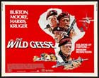 The Wild Geese - 22 x 28 Movie Poster - Style A
