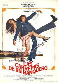 The Wild Goose Chase - 11 x 17 Movie Poster - Spanish Style A