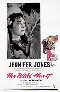 Wild Heart, The - 27 x 40 Movie Poster - Style A