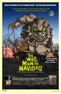 The Wild Man of the Navidad - 11 x 17 Movie Poster - Style A