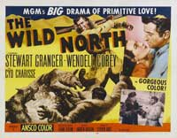 Wild North, The - 22 x 28 Movie Poster - Half Sheet Style A