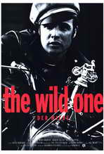 The Wild One - 27 x 40 Movie Poster - German Style A