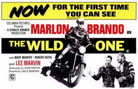The Wild One - 11 x 17 Movie Poster - Style D