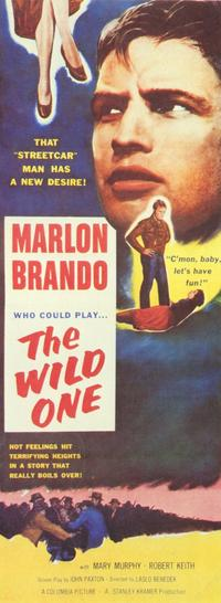 The Wild One - 11 x 17 Movie Poster - Style B