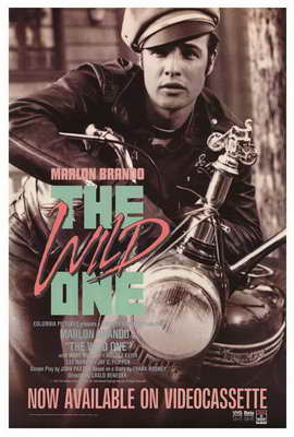 The Wild One - 27 x 40 Movie Poster - Style B