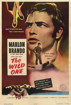 The Wild One - 27 x 40 Movie Poster - Style A