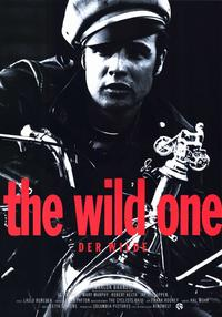 The Wild One - 11 x 17 Movie Poster - German Style A