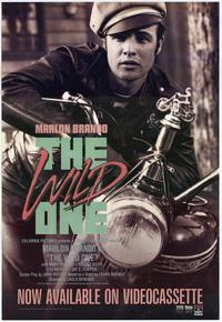 The Wild One - 43 x 62 Movie Poster - Bus Shelter Style A