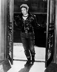 The Wild One - 8 x 10 B&W Photo #3