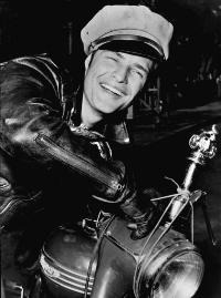 The Wild One - 8 x 10 B&W Photo #13