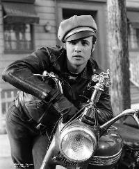 The Wild One - 8 x 10 B&W Photo #17