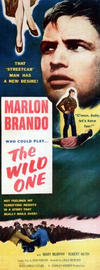 The Wild One - 14 x 36 Movie Poster - Insert Style A