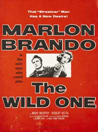 The Wild One - 27 x 40 Movie Poster - Style C