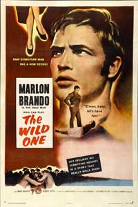 The Wild One - 11 x 17 Movie Poster - Style F